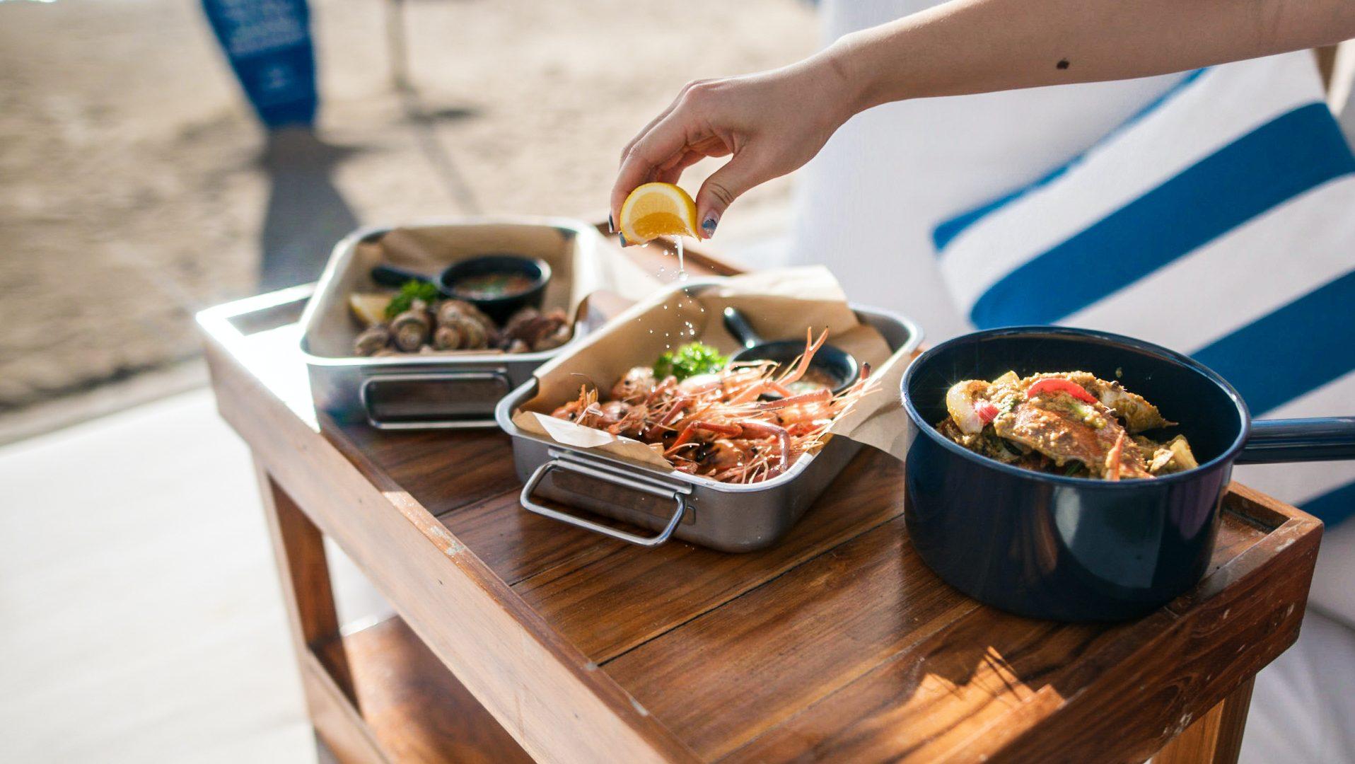 Fresh Seafood in Pattaya