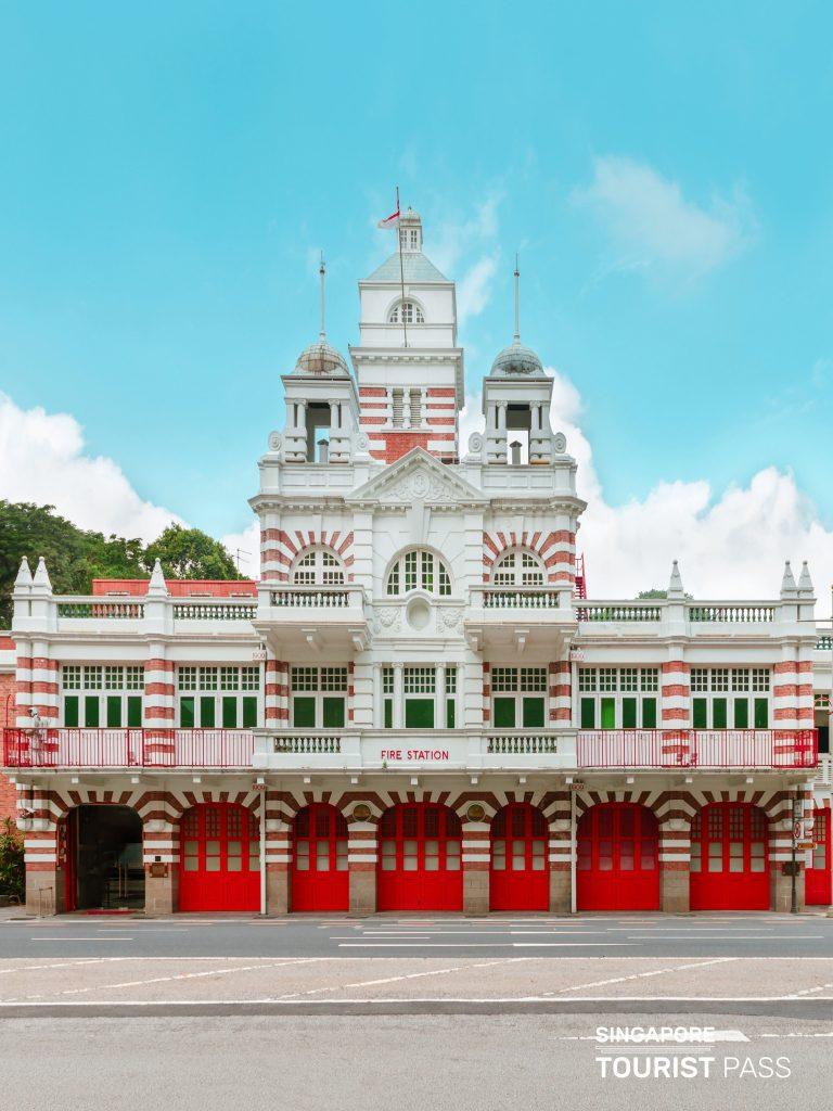 Civil Defense Singapore