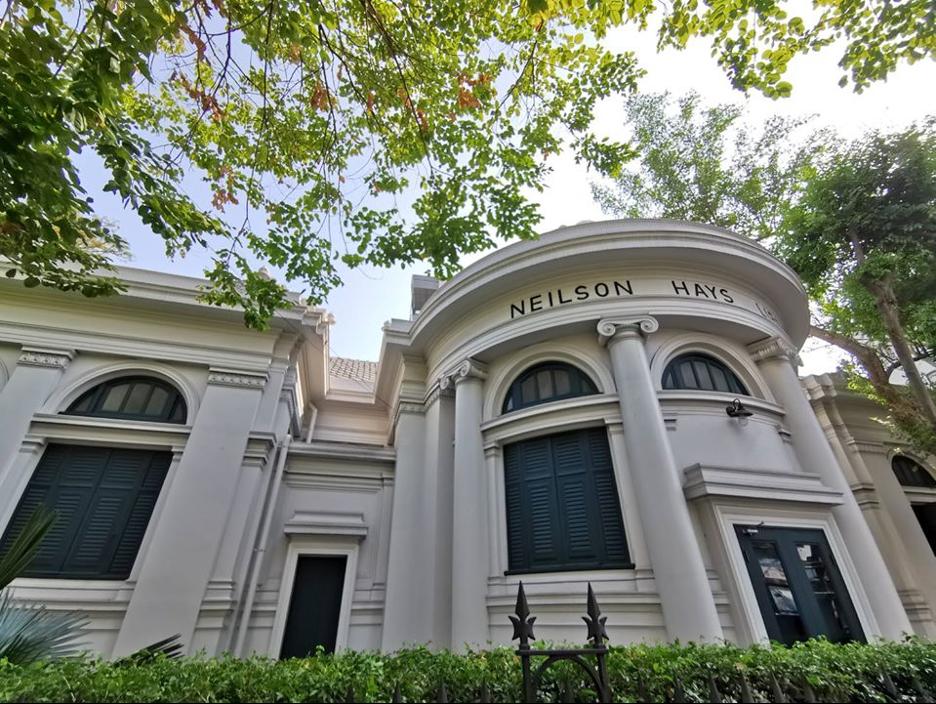 Neilson Hays Library Bangkok