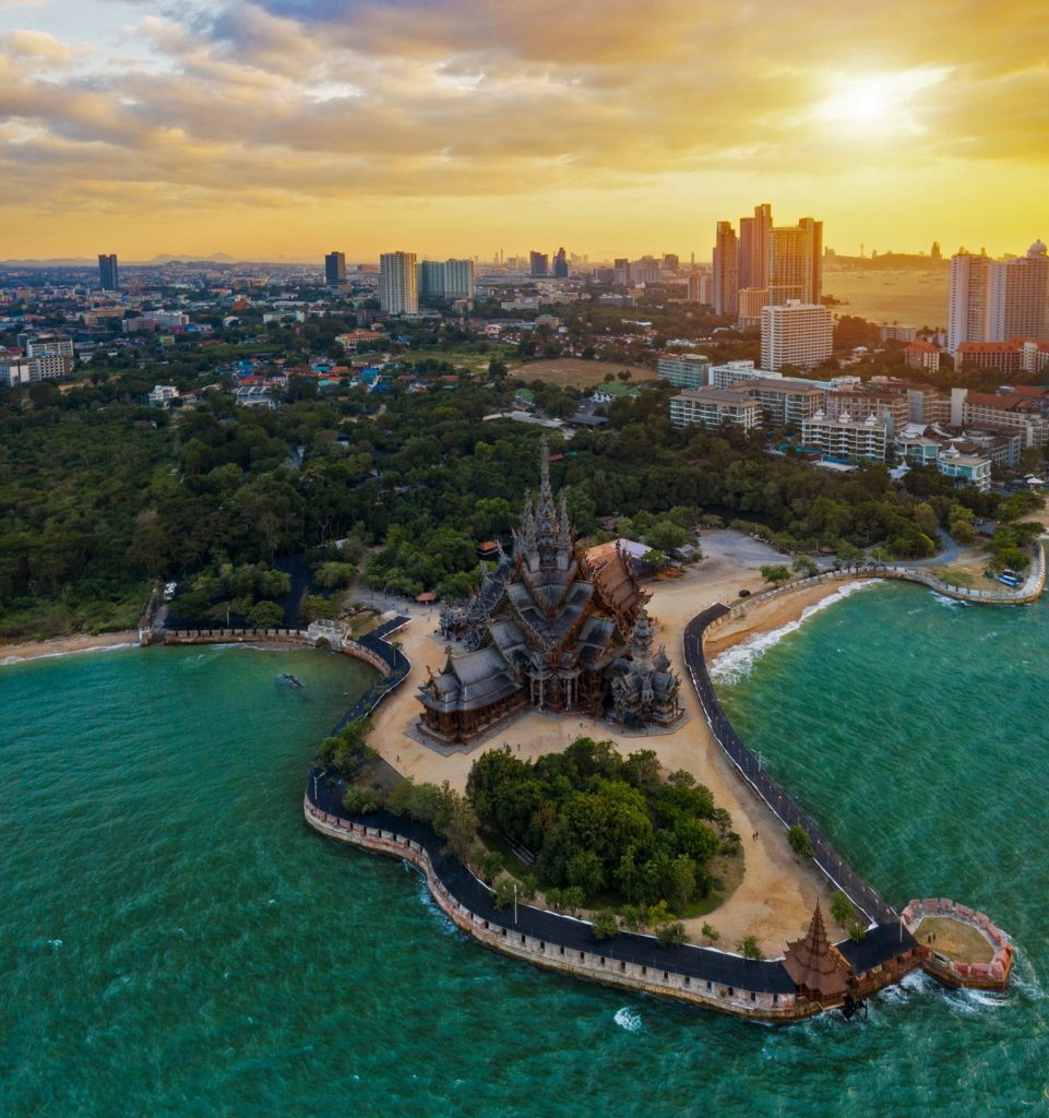 Pattaya Sanctuary of Truth