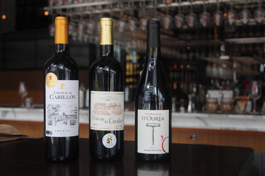 French wine at Ginett Singapore