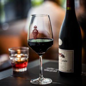 red wine at Ginett singapore