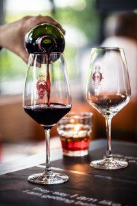 wine at Ginett Singapore