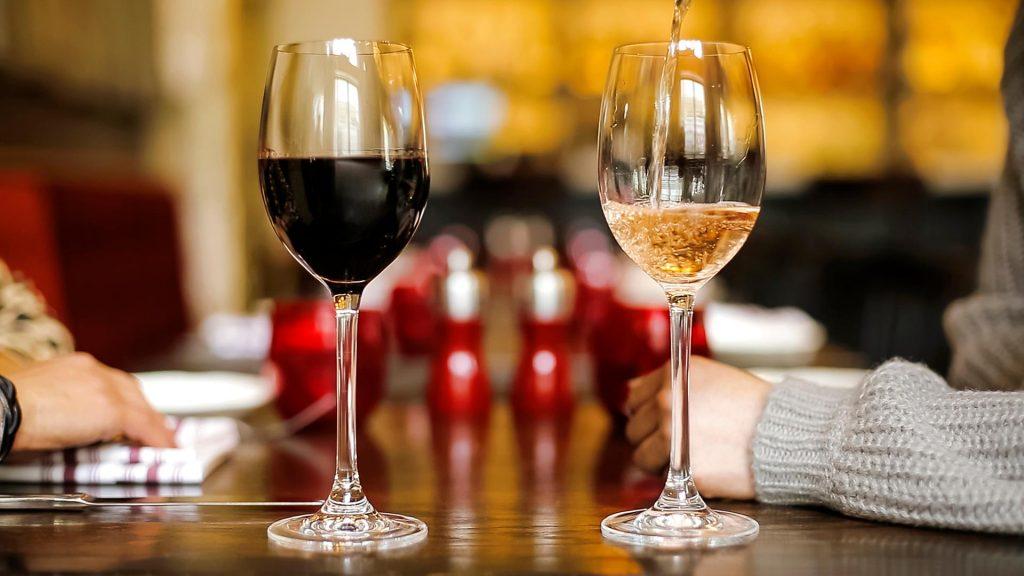 French wine bar