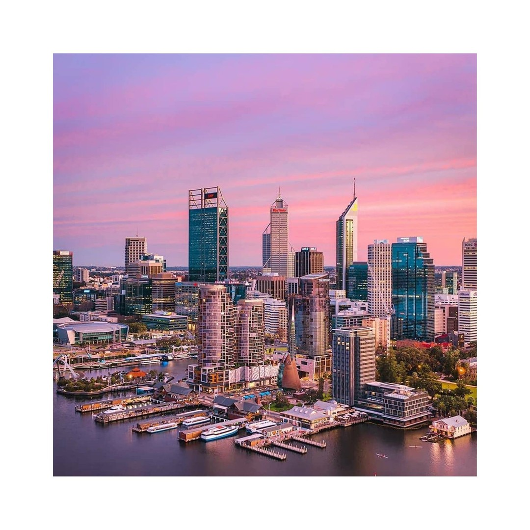 Perth, could you be any prettier? The capital city of Western Australia is a vibrant and energetic hub whose claims to fame includes picture-perfect beaches, exotic wineries and expansive parklands. Oh, and it's home to our very own @hostelgperth! The ideal pocket-friendly accommodation from which to explore the sunniest town in Australia.  Thanks @danniexdough for this spectacular shot of #perthsunset  . . . . . . . #HotelsG #HostelG #HostelGperth #perth #hostel #perthlife #perthcity #igperth #hostellife #backpacking #backpackers #hostelworld #backpackers #discoverhostel #exploringaus #seeaustralia #travelaustralia #aussiestyle #justanotherdayinWA #thisisWA #seeperth #seeaustralia #perthisok #soperth #boutiquehostel #perthhostel #wanderlust #backpackersguide #budgettravel