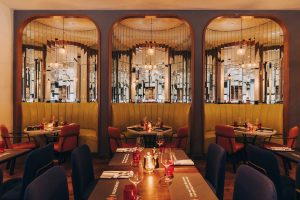 Ginett French restaurant in Singapore