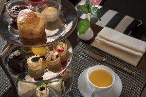 Afternoon Tea set in Hong Kong