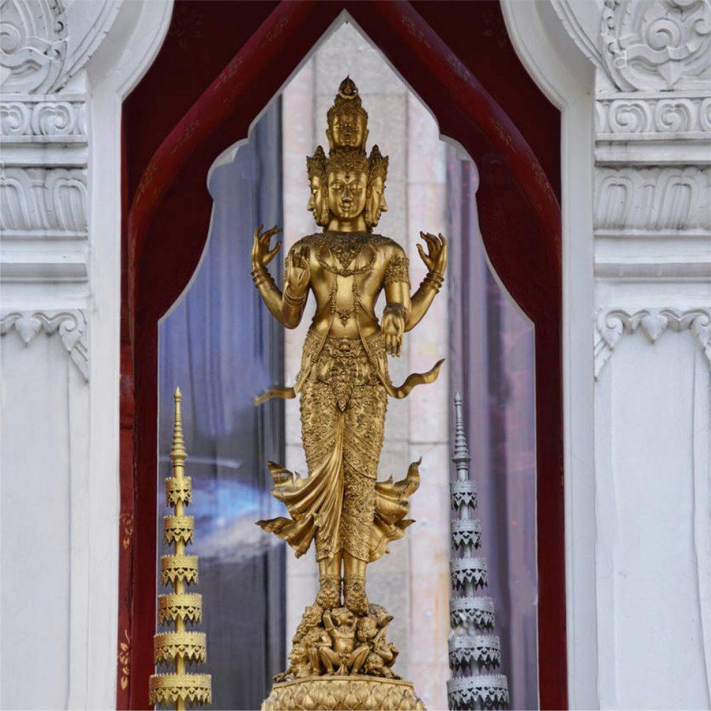Central World Love Shrine Bangkok