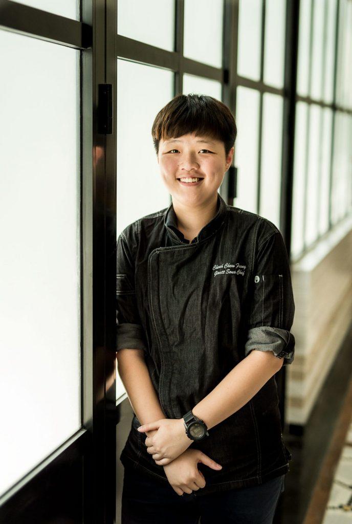 Ginett Singapore Chef