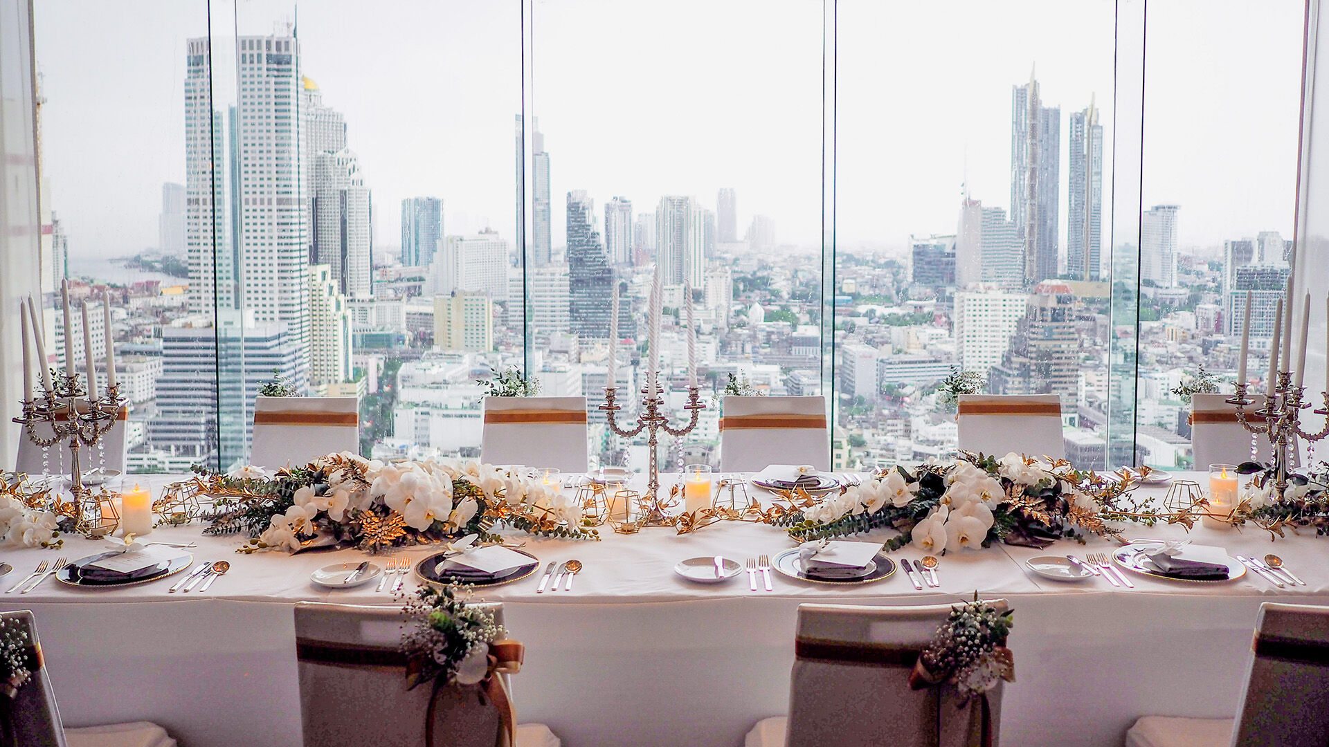 Wedding at Pullman Bangkok Hotel G