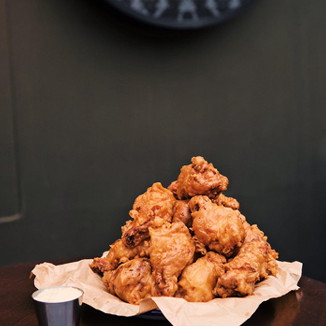 Best chicken wings in Bangkok