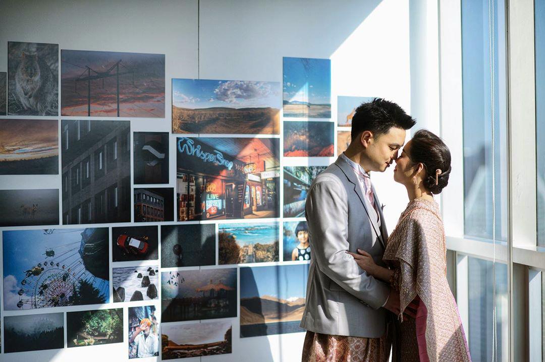 gallery wedding at Pullman Bangkok Hotel G