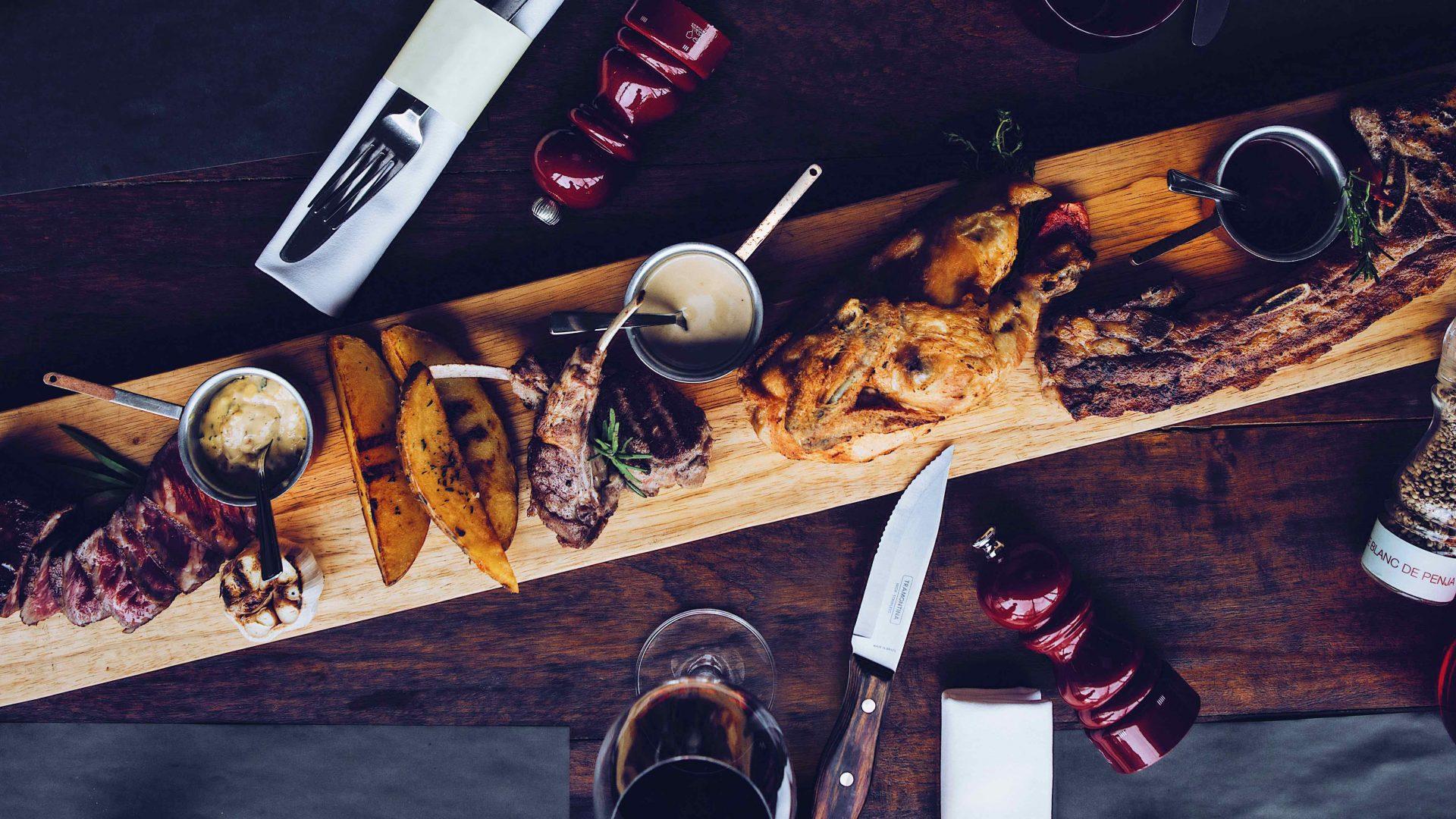 Meat Platter at Ginett Singapore