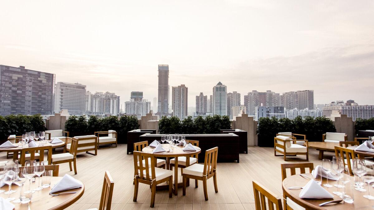 Residence G Shenzhen Terrace